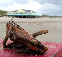 Rusty crusty Lock Case by patjila