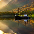 *Loch Lochy in Autumn, Highlands of Scotland.* by photosecosse /barbara jones