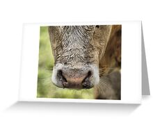 I Knose You!! Greeting Card