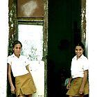 The Classroom Door by Valerie Rosen