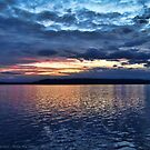 Puget Sound Sunset by rocamiadesign