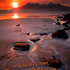 Landscape Calendar, Northern light, The Scottish Highlands Landscapes,Second Edition. by photosecosse /barbara jones