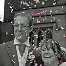 Just married - Confetti! by markbailey74