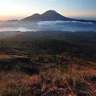 Mt Batur - Bali by darylbowen
