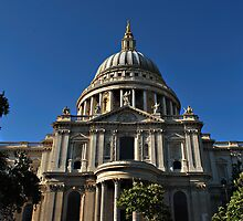 St Paul's Dome  by Paul Gibbons