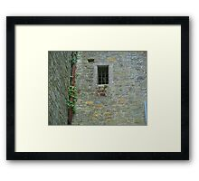 The Ghost of Bodmin Gaol Framed Print