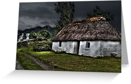 Thatched Cottage by mdgaskell