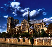 Notre Dame by Sam  Parsons