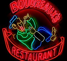 NightLife : Boudreaux's Restaurant by artisandelimage