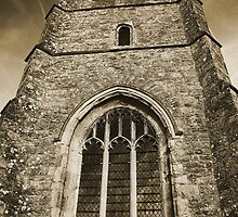 St Johns Tower by Dave Godden