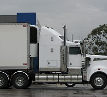 Kenworth T908  by RIVIERAVISUAL