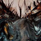 burned river..... melting away by banrai