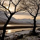Glen Etive, Scotland by Caroline  Freeman