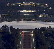 Heart of the Nation, Canberra ACT by DespinaT