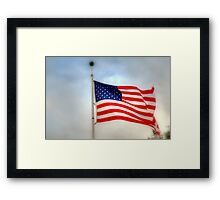 We Will NEVER Forget 9/11 Framed Print