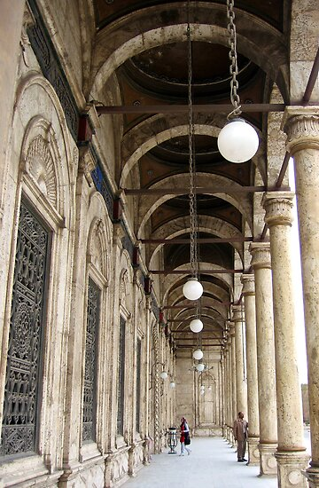 Mosque by BarkingGecko