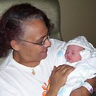 First pic with grandma by barbarajm
