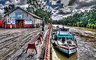 Port of Echuca by Jason Ruth
