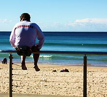 Lifeguard, Sydney, Aus. - Winter 2010 by brendanscully