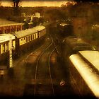Blue Bell Railway-UK ©  by Dawn M. Becker