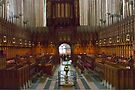 The Choir Stalls by Ray Clarke