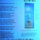 SHE MUST HAVE CRIED..9-11-2001-WHERE WERE U? by Sherri     Nicholas