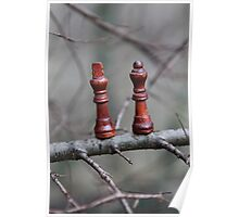 We are not safe out on this limb ... SOLD one YAY !! Poster