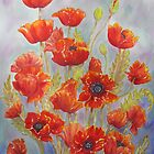 Poppy Love by bevmorgan