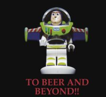 BUZZ ,TO BEER AND BEYOND! by markbailey74