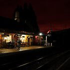 Night time at Arley by kgvuk