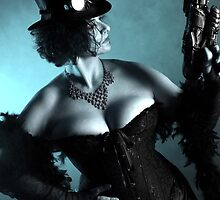 Steampunk V by ARTistCyberello