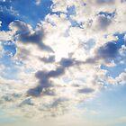 Blue Sky by Kate Sax