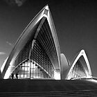 sydney opera house ii by doug riley