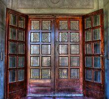 Double Doors by Scott Sheehan