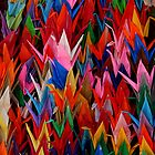 A thousand cranes for my love by cherryamber