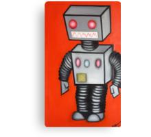 Ro-bro. Canvas Print