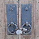 Locked Door by Fury Iowa-Jones