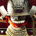 Japanese Warrior's Helmet by RichardsPC