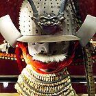 Japanese Warrior's Helmet by RichardsPC