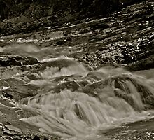5 star ***** .Nesselva Waterfalls . Norway.Brown Sugar Story. by © Andrzej Goszcz,M.D. Ph.D