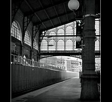 Gare du Nord, Paris by stephcox