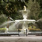 Forsyth Square Fountain by William Guilmette