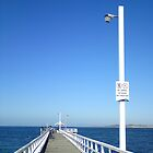 Point Lonsdale Pier by Bree Lucas