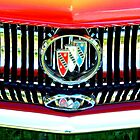 """""""Grinnin Buick"""" by Deb  Badt-Covell"""
