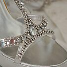 Wedding shoes by Bailey Designs