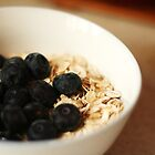 Berries and Oats by homemadeinchina