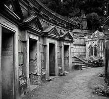 West Cemetery, Highgate by Tuddy66