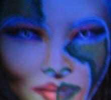 Ninja Goddess Of Light by ellamental