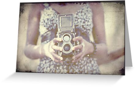 Buy e greeting card templates gifts - Vintage Medium Format Camera Greeting Cards & Postcards