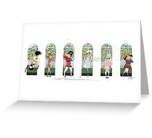 Ken Russell's THE BOYFRIEND Greeting Card
